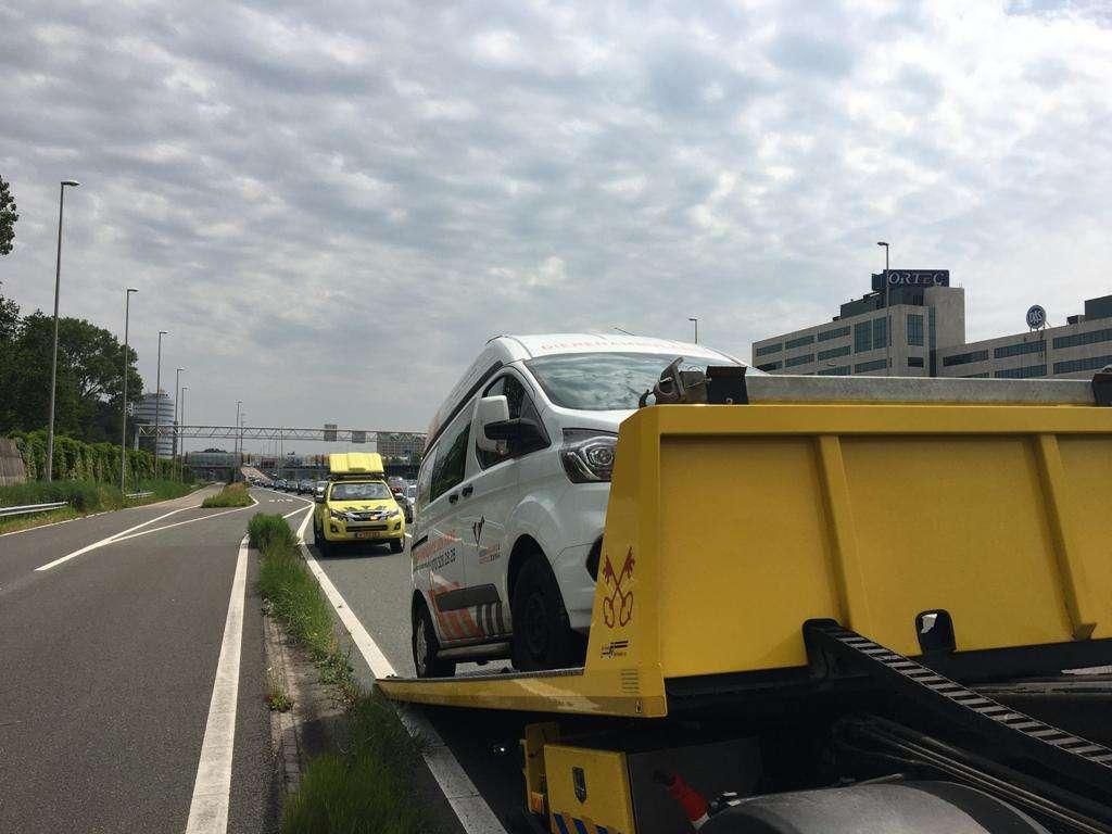 Help onze ambulance snel weer op weg!